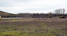 Terrenos donde se construirá la planta de resina