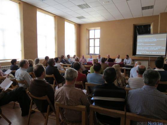 Presentación de la Sociedad en San Esteban