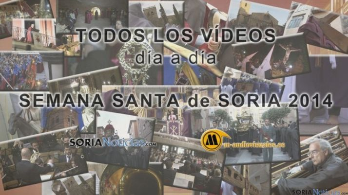 Collage de Semana Santa 2014