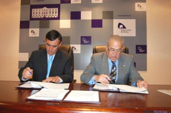 Antonio Pardo y Modesto Fernández