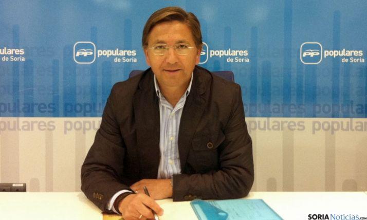 El senador popular Gerardo Martínez.