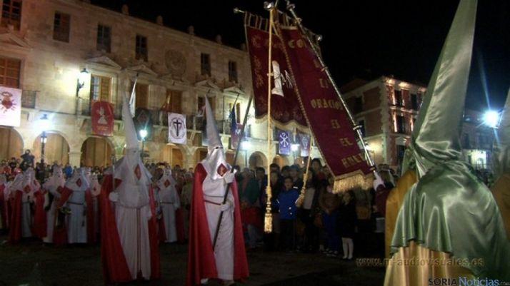 Martes Santo en Soria