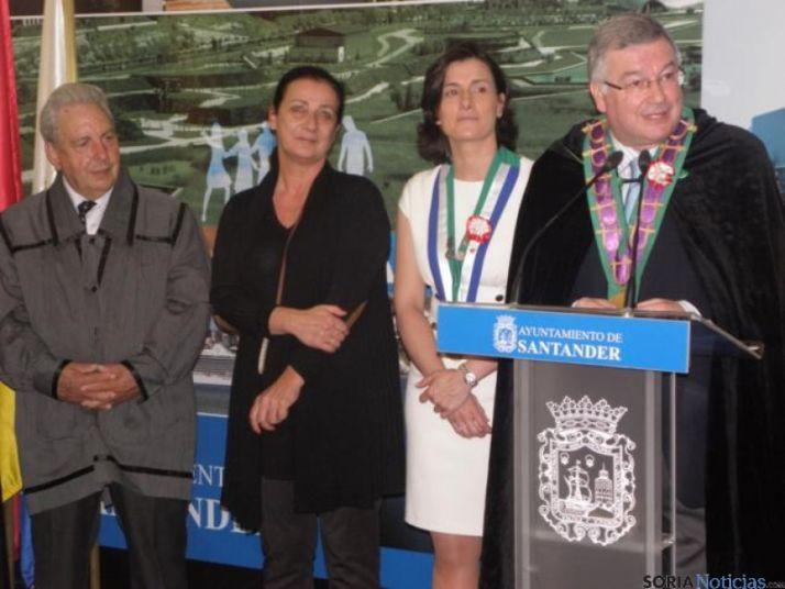 Acto de Santander