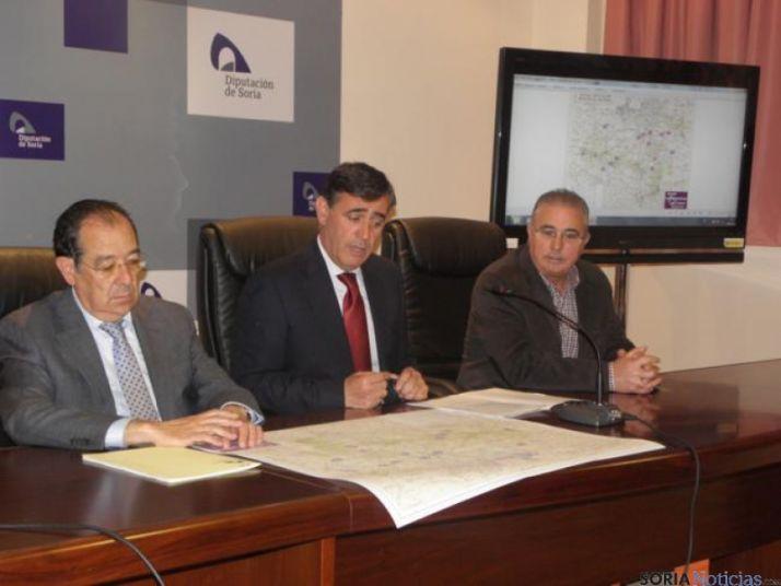 Presentación plan carreteras