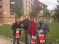 CalleACalle del PSOE de Soria