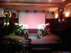 Motos en el Ávalon