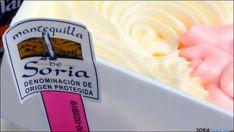 Etiqueta con la DO de la mantequilla.