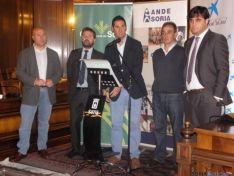 Presentación concierto ANDE Soria
