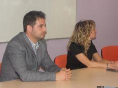 Foto 3 - Antonio Esteban y Jesús Ciria contagian y explican sus vivencias como emprendores