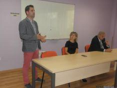 Antonio Esteban y Jesús Ciria contagian y explican sus vivencias como emprendores
