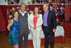 Jurados y secretarios del Rosel y San Blas