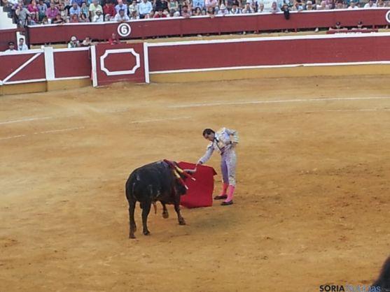 Fandiño en Soria