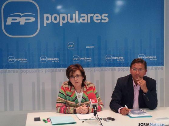 Marimar Angulo y Gerardo Martínez