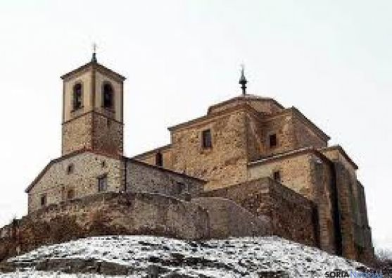 Iglesia de San Millán de Oncala