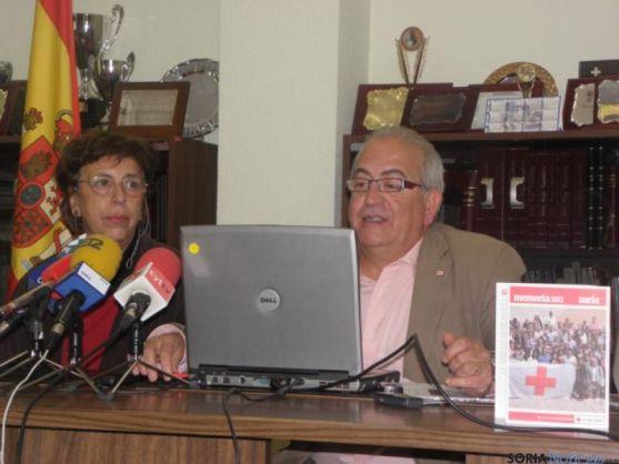Carmen Heras y Modesto Fernández