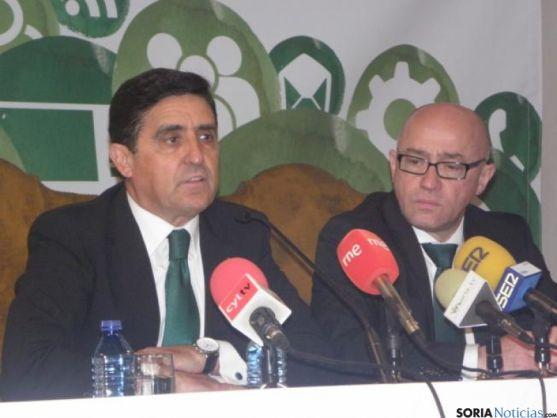 Carlos Martínez y Domingo Barca