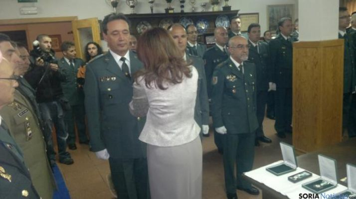 Condecoraciones Guardia Civil