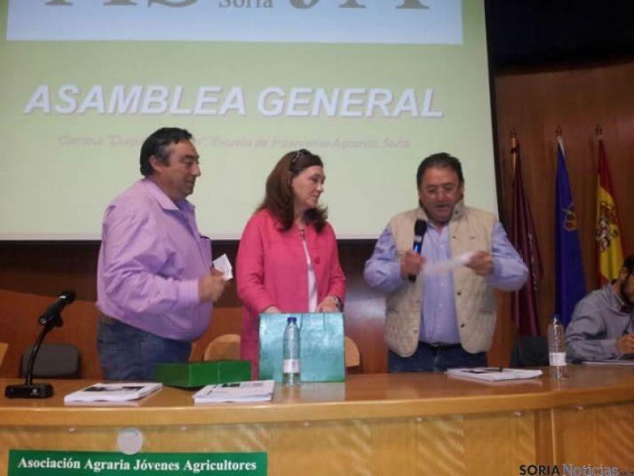 Asamblea Asaja Soria