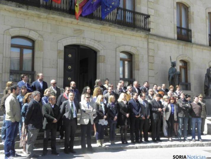 Concentrados en Diputación
