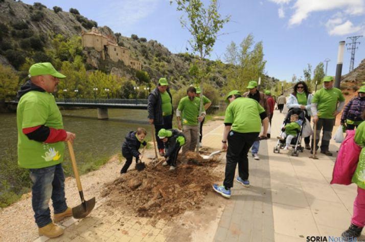 Día del Voluntariado en Soria