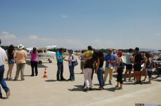Jornada en el aeródromo