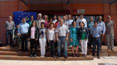 Participantes en el proyecto del CÉDER.
