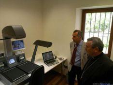 Digitalización en Archivo Diocesano