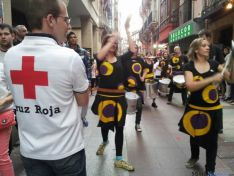 Celebración de Cruz Roja Soria