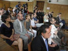 Sánchez Siscart no contempla el traslado de la Audiencia y proyecta la nueva sala de vistas
