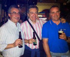 Arranz, Lapeña y Val, los promotores de Sinagoga.