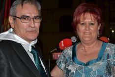 Ignacio Gutiérrez y Mª Pilar de los Reyes