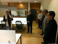 Foto 4 - El Obispo inaugura las obras de reforma del Archivo Diocesano que se reabre el 3 de julio
