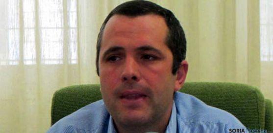 El nuevo vicerrector del Campus Duques de Soria, Luis Miguel Bonilla.