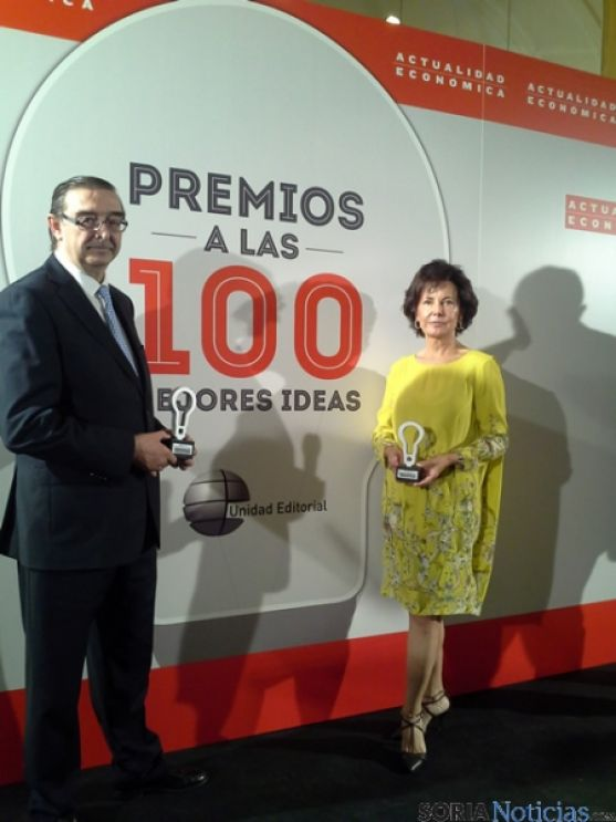 Samuel Moreno y Pilar Monreal
