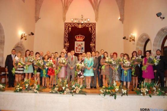 Juradas y Jurados 2014 en Aula Magna