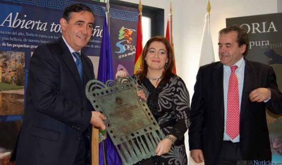 Garray fue el municipio ganador en 2013.