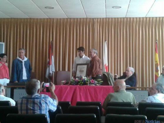 Premio a David Adalid