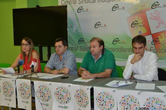 Madruga, Rodríguez, Hernando y Hernando