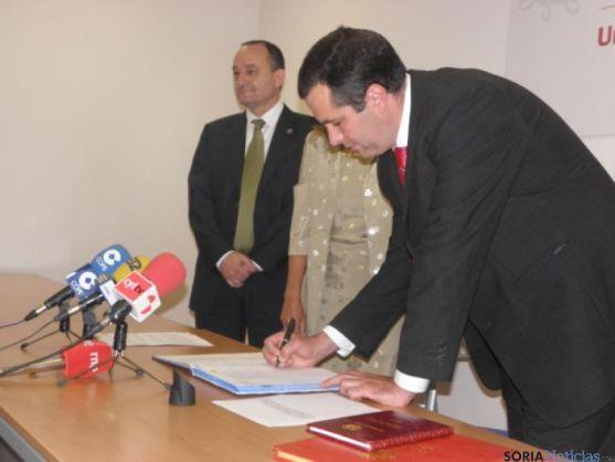 Firma de Bonilla