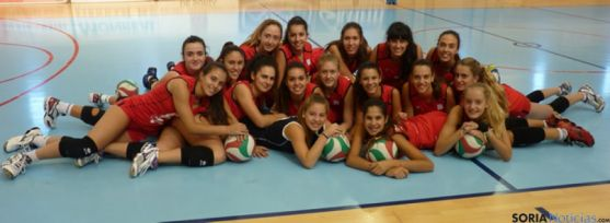 Chicas del CAEP