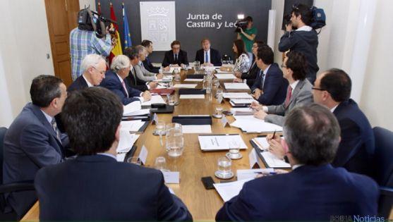 Reunión con los delegados provinciales