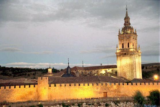 Torre de la Catedral de El Burgo de Osma