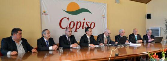 Presidencia de la asamblea de COPISO