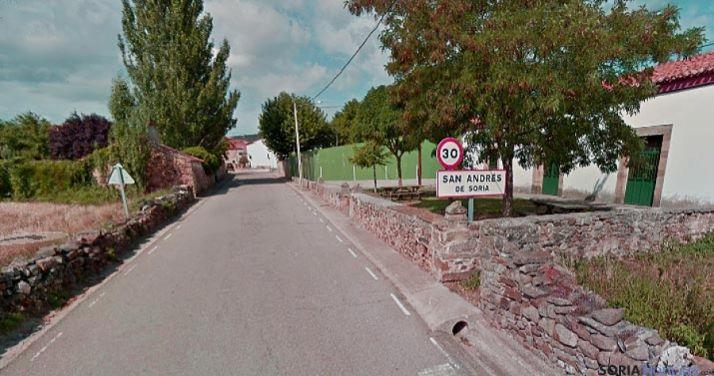 Las parcelas están en San Andrés de Soria
