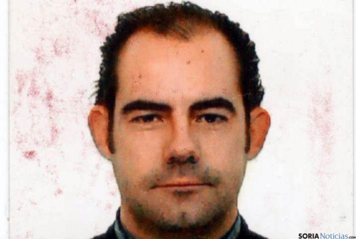 Ricardo Berzosa, arqueólogo soriano desaparecido.