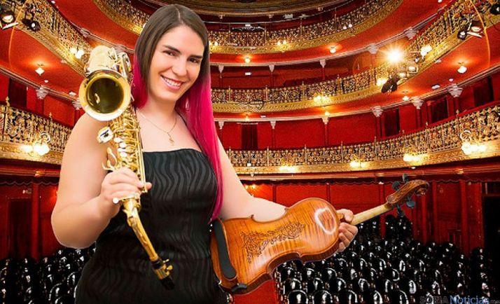 Verónica Arroyo, la Mujer Orquesta.