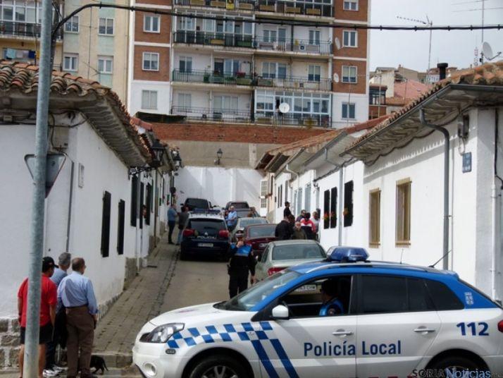 Barriada de Ávila