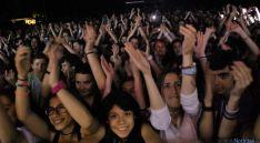 El público, siempre protagonista en los conciertos estivales de Almaán. / SN
