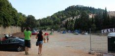 Camping del Enclave. / SN