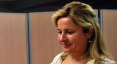 La procuradora Esther Pérez. / SN